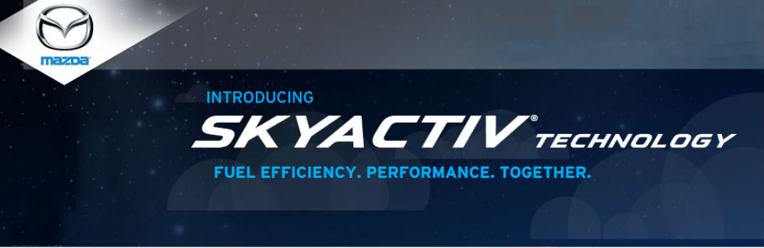 Mazda aims for high for the new SKYACTIV engines