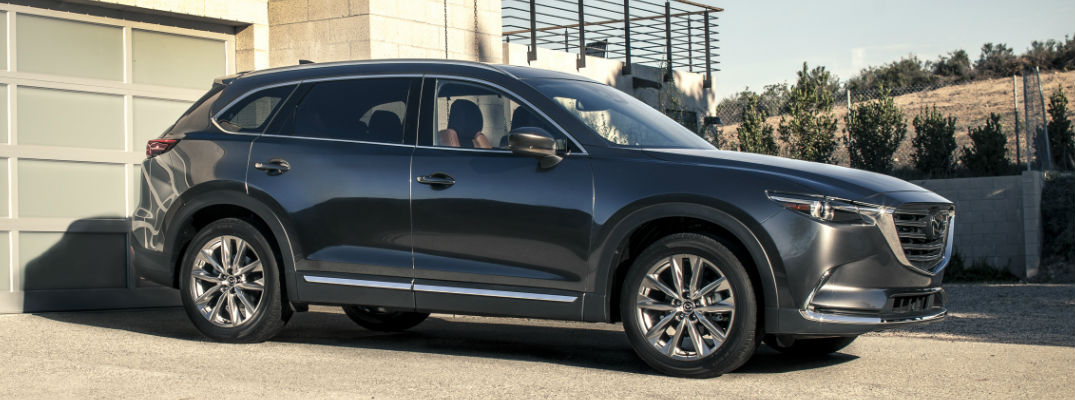 2016 Mazda CX-9 Specs and Features