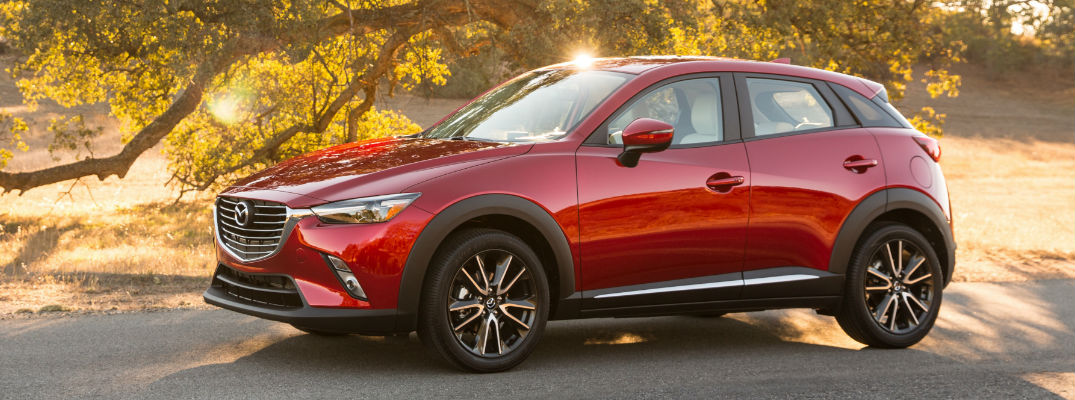2016 Mazda CX-3 Awards and Recongition