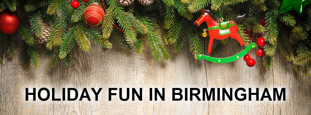 Holiday Event and Activities 2015 in Birmingham AL