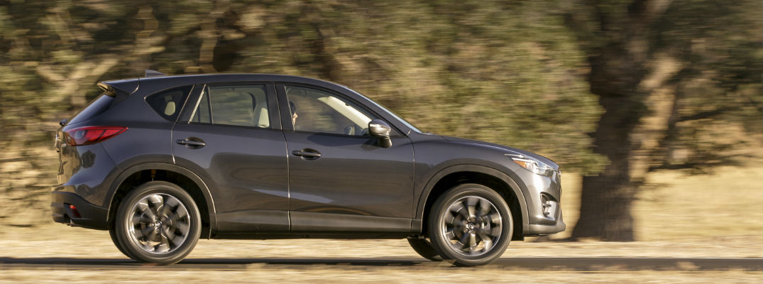 Can you drive a Mazda off-road?