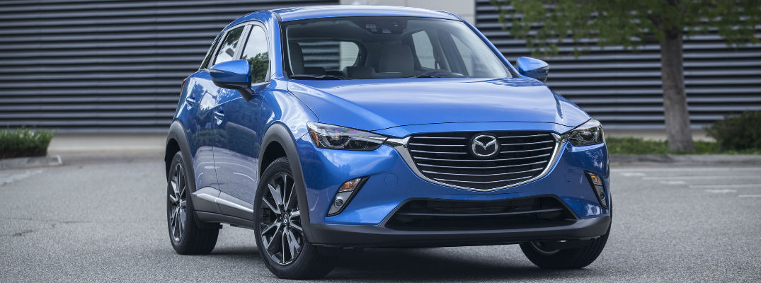 Is the Mazda CX-3 a hatchback?