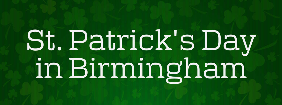 St. Patrick's Day Parade and Events 2016 Birmingham AL
