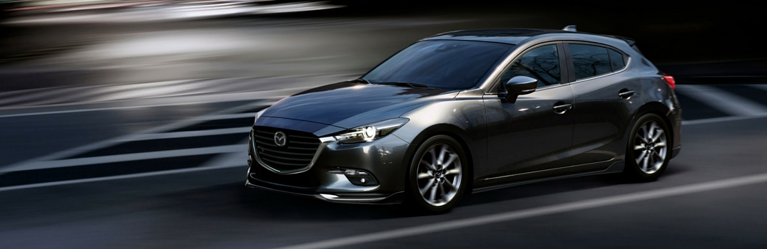 What's new on the 2017 Mazda3