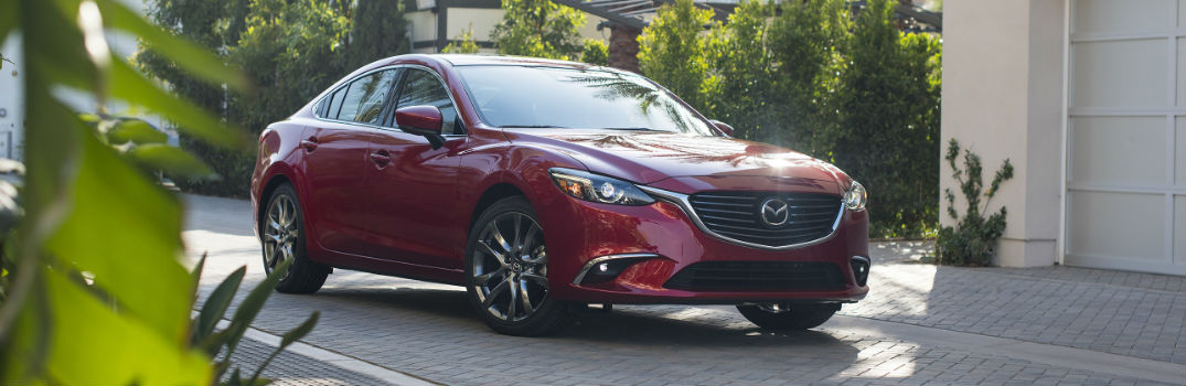 2017 Mazda6 updates and features