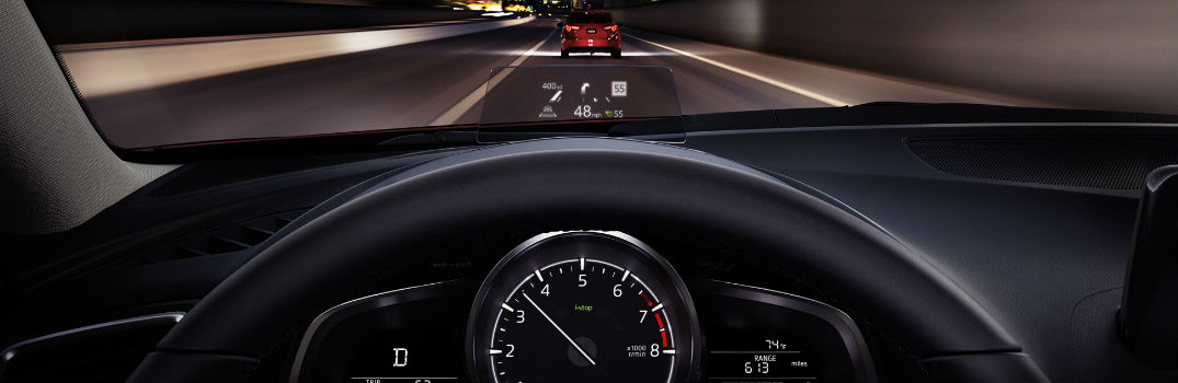 Mazda Cx 3 Lease >> What is Mazda Active Driving Display?