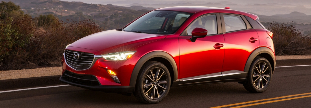 Does The 2017 Mazda Cx 3 Have Available Apple Carplay