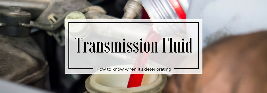 How to know if you need to change your transmission fluid