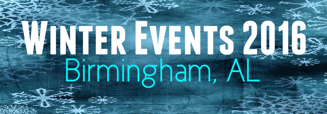 Winter Events in Birmingham, AL