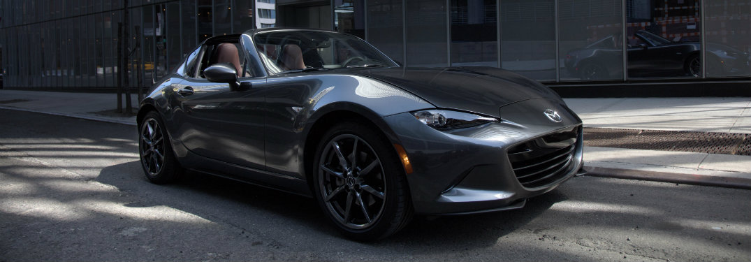 2017 Mazda MX-5 RF features and specs