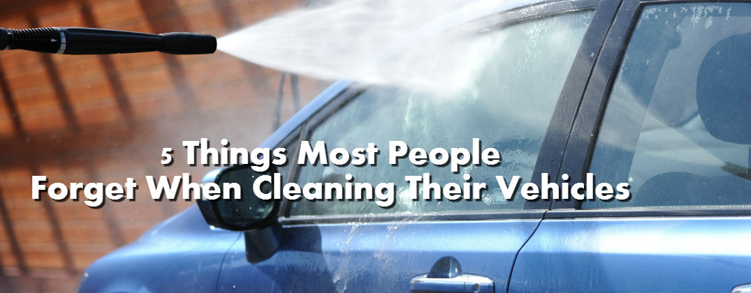 Tips and Tricks for Deep Cleaning Your Vehicle