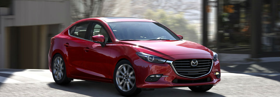 2017 Mazda6 Sport Trim Level Features and Technology