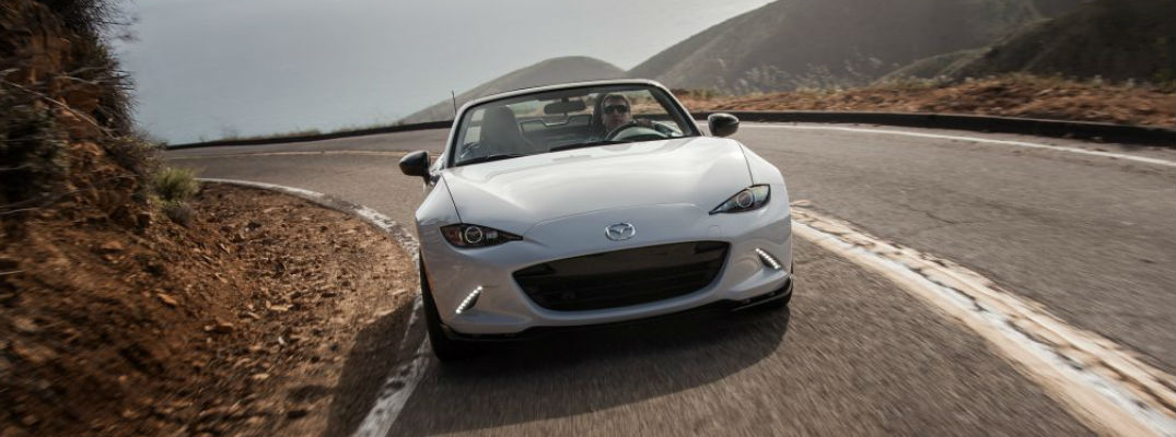 2017 Mazda MX-5 Miata Soft Top Release Date Information