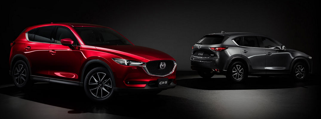 2017 Mazda Cx 5 Trim Level Options And Key Features