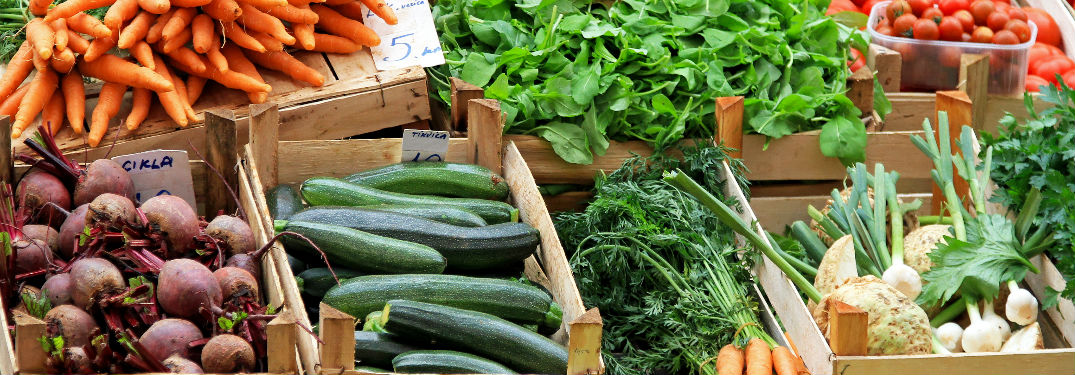 Top 4 Local Farmers Markets in Jefferson County