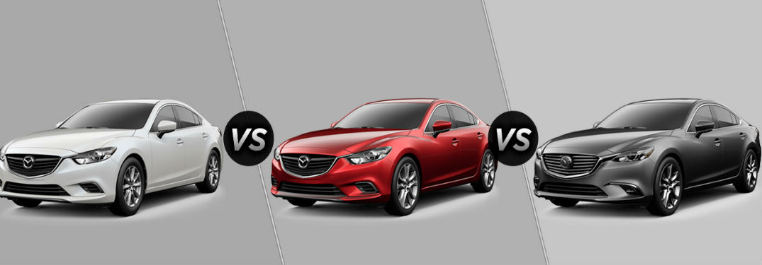 Style and Sound Technologies for the 2017 Mazda6 Model Grades