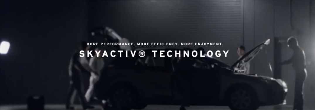 What Components Make up Mazda's Performance Technology?