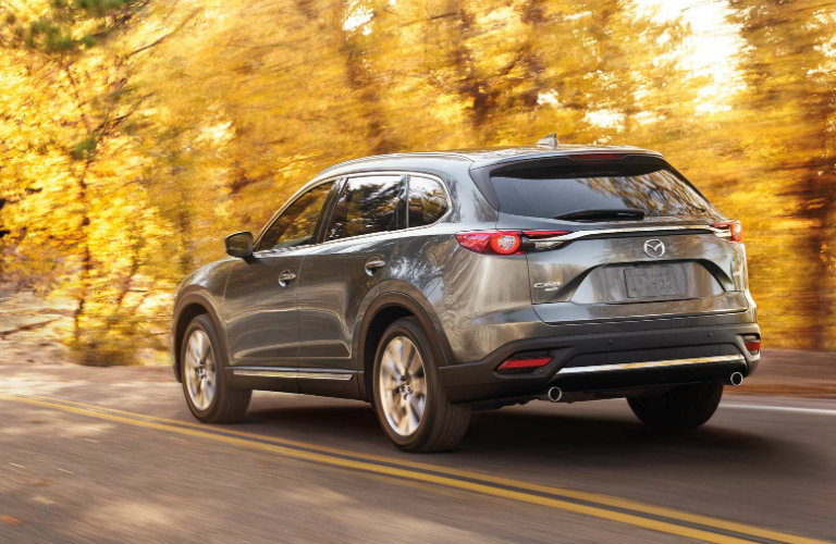2018 Mazda Cx 9 Seating Capacity And Cargo Volume