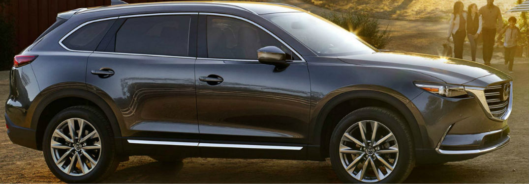 2018 Cx9 >> 2018 Mazda Cx 9 Vs 2017 Mazda Cx 9 Comparison