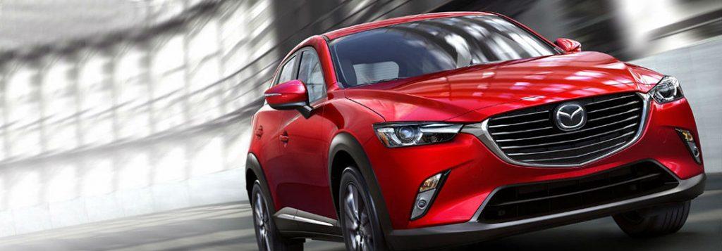 Mazda3 Vs Mazda6 >> 2018 Mazda CX-3 Exterior Color Options and Trim Level Choices