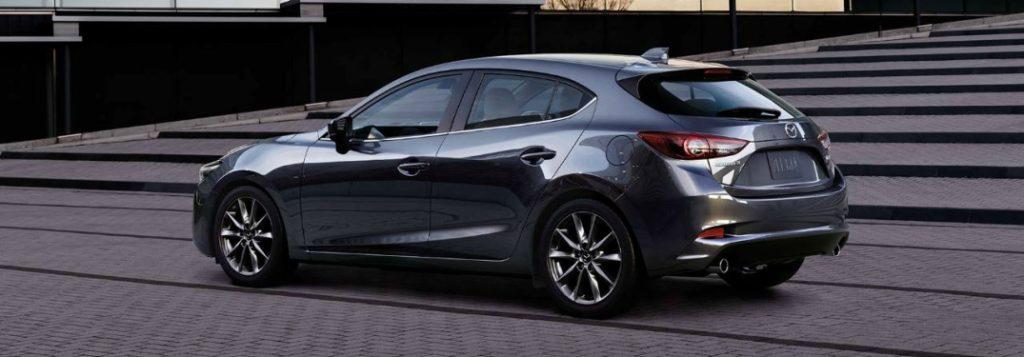 Al Serra Used >> 2018 Mazda3 5-Door Cargo Space Comparison