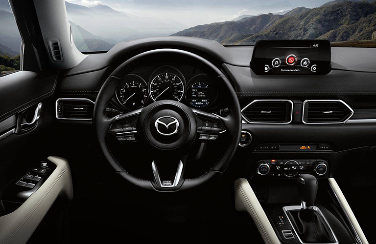 2018 Mazda Cx 5 Technology Features Serra Mazda