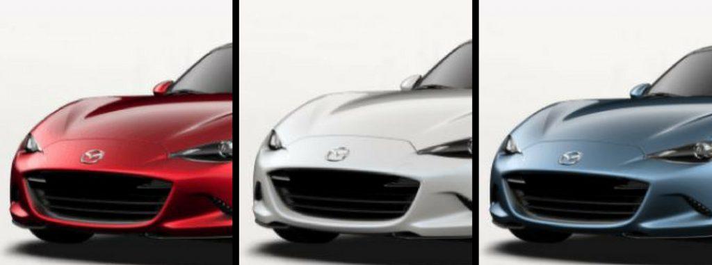Al Serra Used >> 2018 Mazda MX-5 Miata exterior paint color options