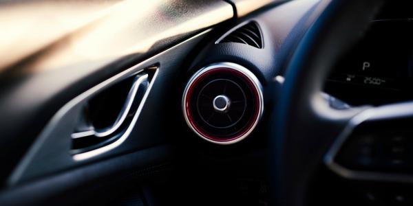 2019 Mazda CX-3 air vent