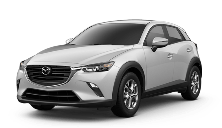 2019 Mazda Cx 3 Front View Of Ceramic Metallic O Serra Mazda