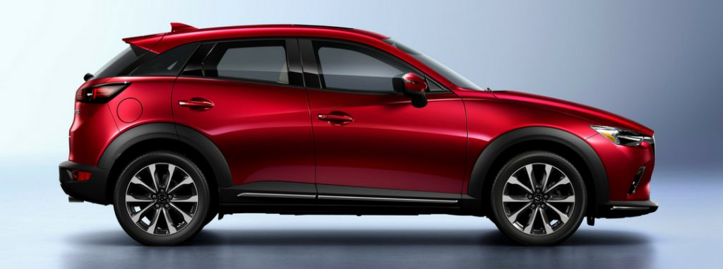 How much does a 2019 Mazda CX-3 cost?