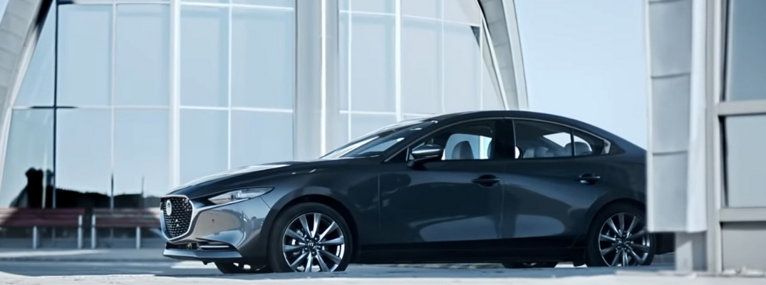 Official Trailer for the All-New 2019 Mazda3 Sedan and Hatchback