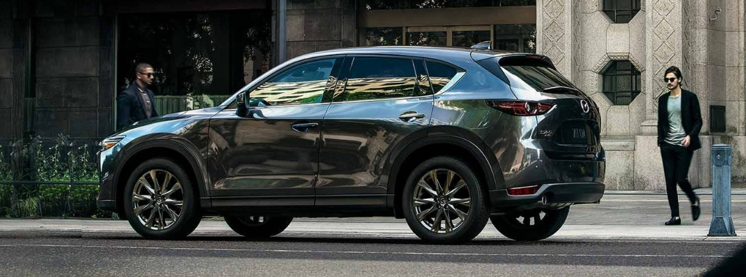 2019 Mazda CX-5 Interior and Exterior Color Options