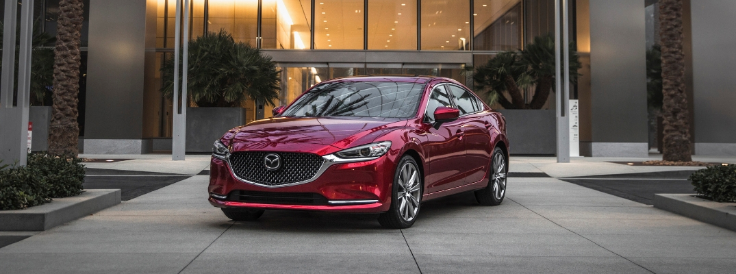 Amplified Safety Features Standard Across 2019 Mazda6 Lineup