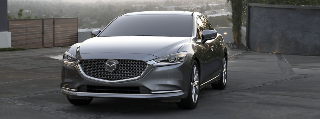 Show Off Your Style With the 2019 Mazda6