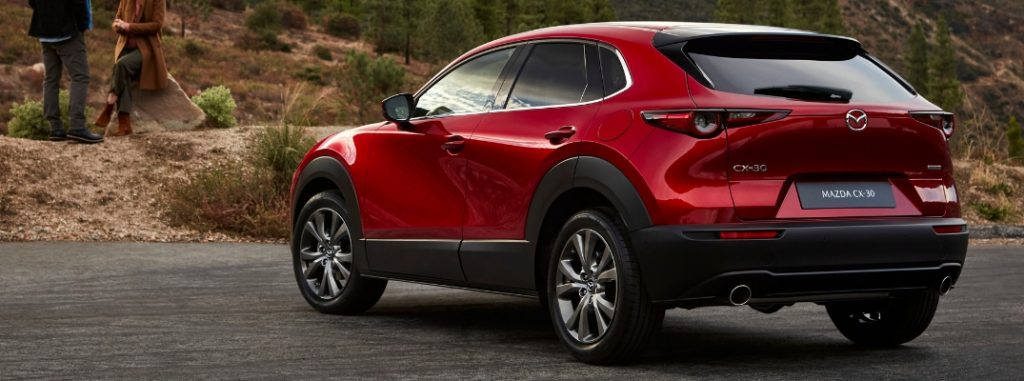 Mazda Cx 3 Lease >> 2020 Mazda CX-30 Exterior and Interior