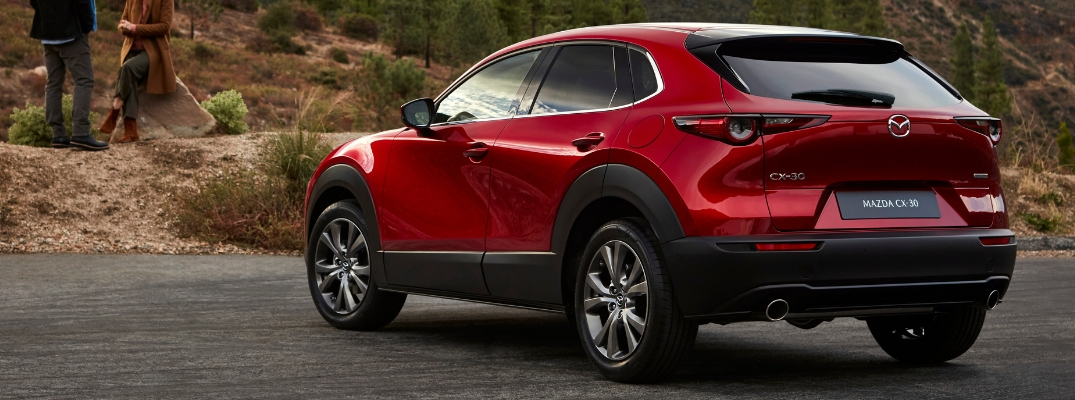 2020 Mazda CX-30: Design, Specs, Release >> 2020 Mazda Cx 30 Exterior And Interior