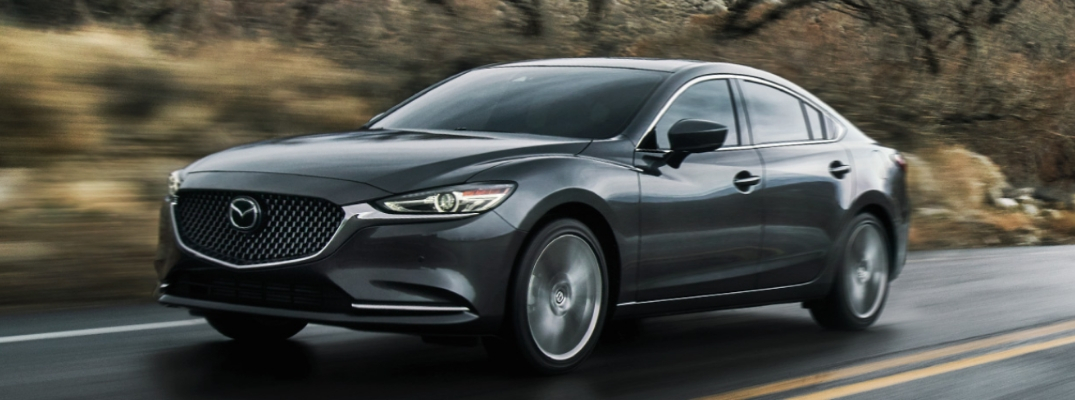 How Powerful is the 2019 Mazda6?