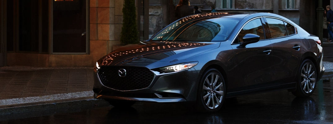 2019 Mazda3 Earns Top Safety Pick Title