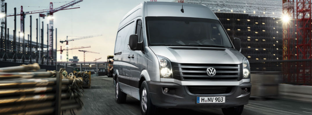 Are There Any VW Commercial Vehicles Available in the US