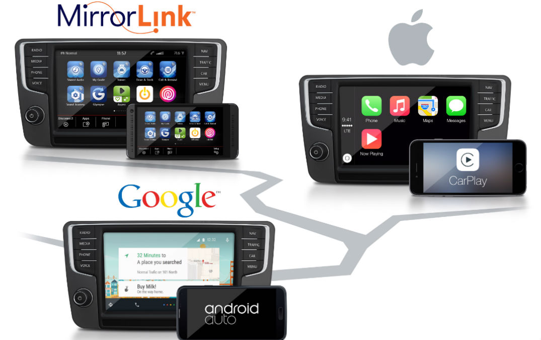 Difference Between Android Auto and Apple CarPlay