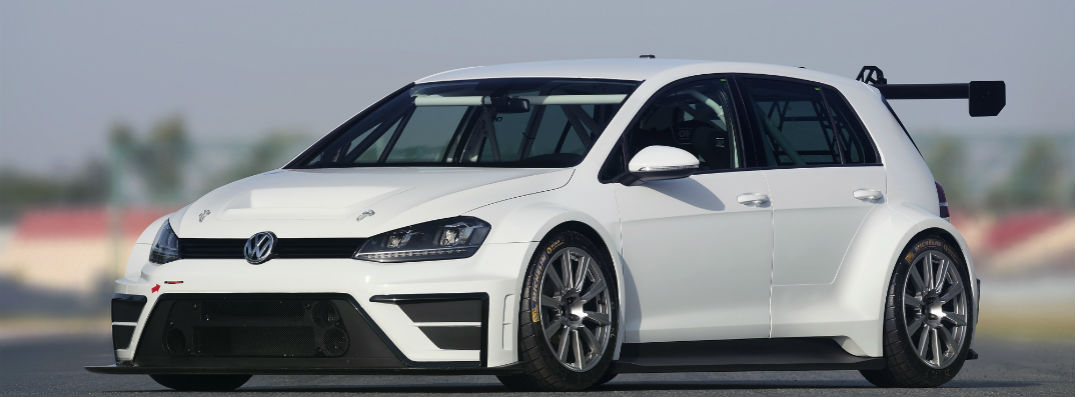 New Volkswagen Golf Race Car Engine Specs