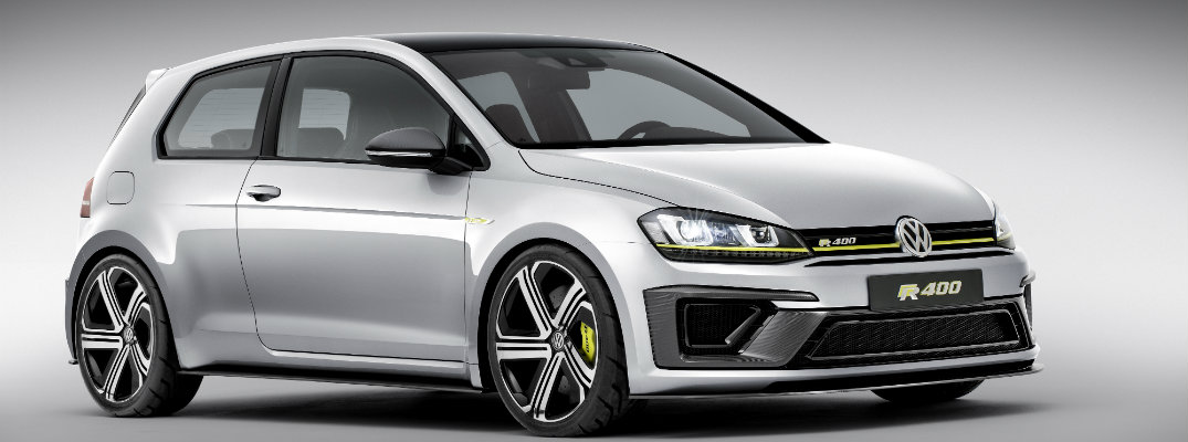 Could the High Performance Golf R400 Concept Be Produced in the US? We Explore the Rumors