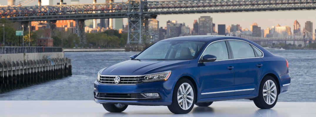 What's New on 2016 Volkswagen Passat