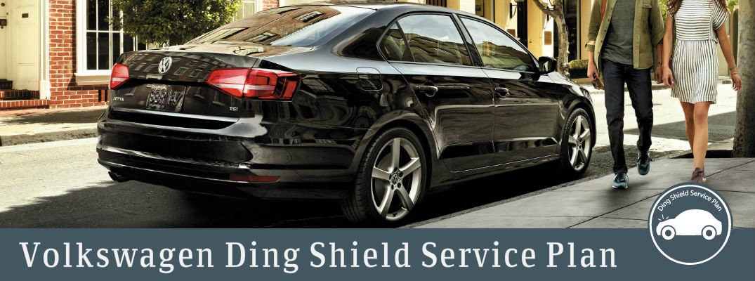 The Benefits of VW's Ding Shield Service Plan Can Help You Protect the Value of Your Vehicle
