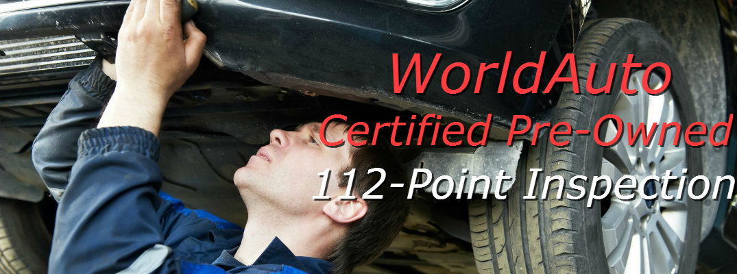 Certified Pre-Owned Volkswagen Models Endure a Rigorous 112-Point Inspection Before Hitting the Road