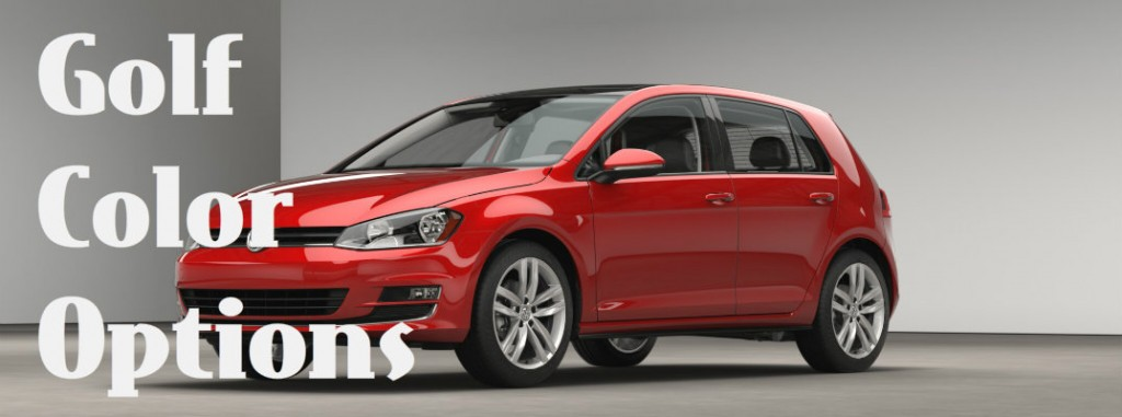 2016 volkswagen golf paint color options. Black Bedroom Furniture Sets. Home Design Ideas