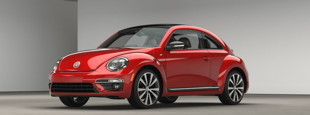 What's New for the 2017 VW Beetle