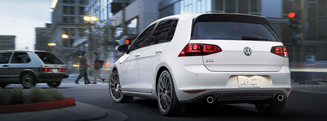 New Sport Trim Level to Be Available for the 2017 VW Golf GTI
