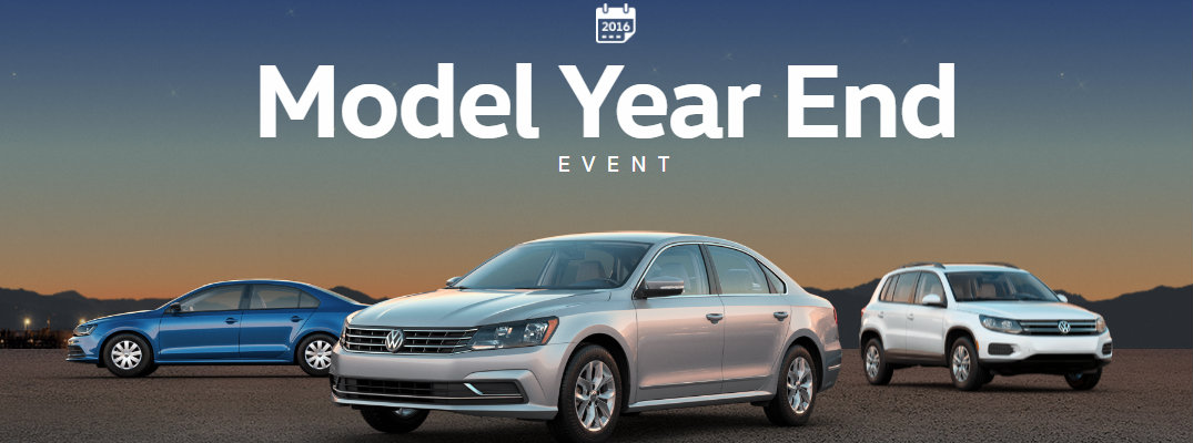 Volkswagen Model Year End Event Thousand Oaks CA