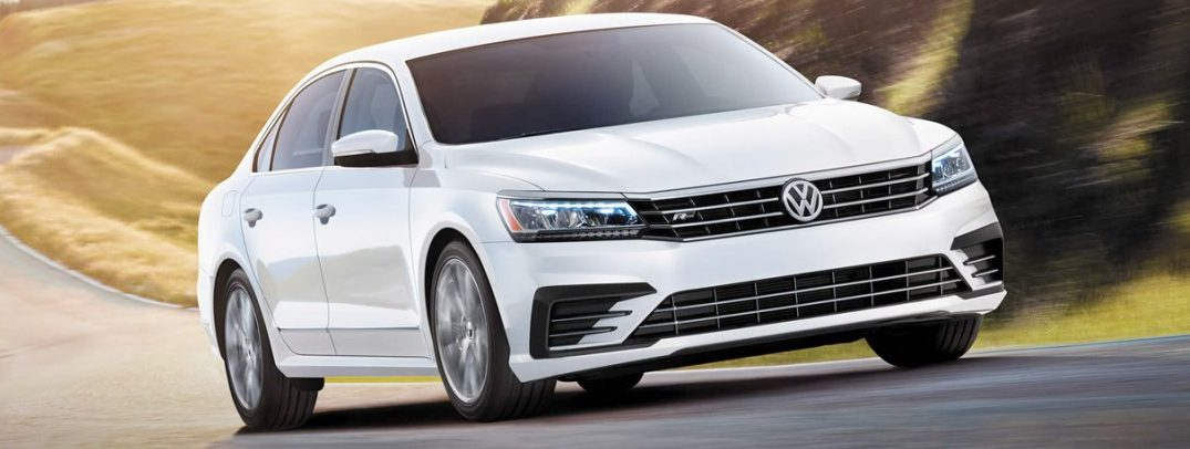 2017 Volkswagen Passat offers peace of mind for families
